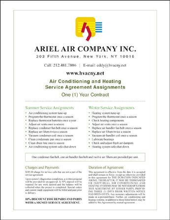 Hvac Nyc Air Conditioning Heating Services Repairs Installations